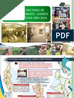 PNQM Logros 2013-Proyeccion 2014