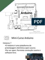 Mini-Curso Arduino_Roger Pereira