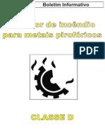Ficha Tecnica Classe D