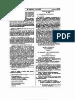 Decreto Legislativo Numero 1049