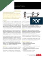 Seccionalizador Electrónico Trifásico - ABB