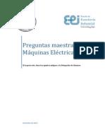 Preguntas Típicas Máquinas Eléctricas