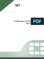 FortiManager-v5.0.6 Admin Guide