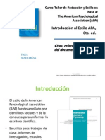 Manual Apa Final 6a Edicion