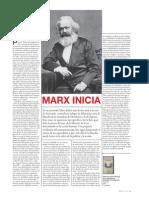 Reseña de la Tesis doctoral de Marx