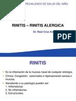 Rinitis y Adenoiditis