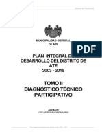 2 Plan Tomo II Diagnostico Tecnico Participativo (1)