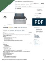Epson FX-890 Impact Printer brochure