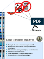 Clase de estrés en Medicina 2014.pptx