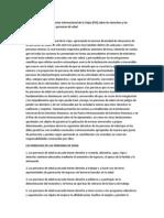 LDeclaracion de La Federacion Internacional de La Vejez