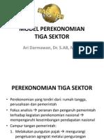 Pertemuan 4_Perekonomian Tiga Sektor