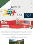 Mundial Brasil 2014 Marca