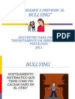 Bullying Padres 2011[1].Pptfinal