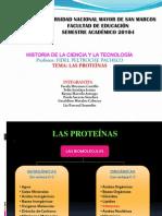 lasproteinasexposicion-100707122828-phpapp02