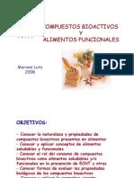 Bioactivos y AF 2008