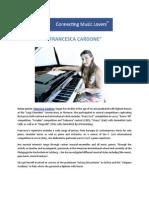 Francesca Cardone
