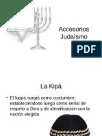 Accesorios Judaísmo