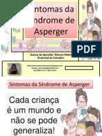 SIMONE HELEN DRUMOND - Sintoma Da Sintese de Asperger - 14 FLS