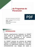 4Tipos de Programas de Prevención