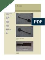 Antique Farm Tools - Tools 200-299
