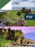 Castele Din Anglia