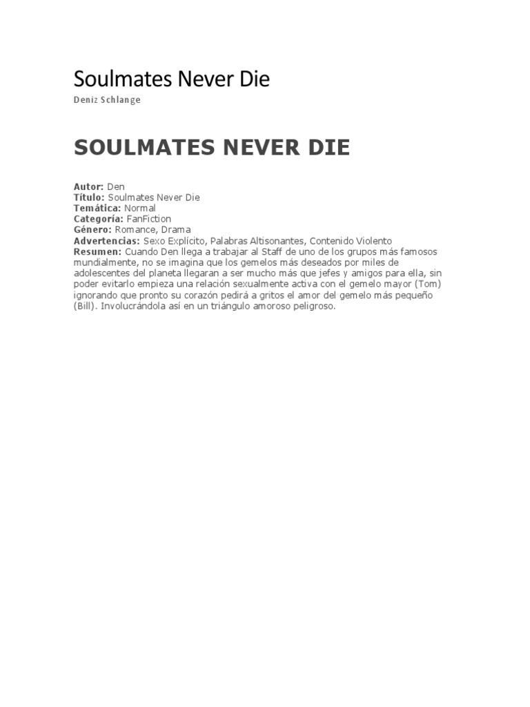 d41c7d19535634 Soulmates Never Die
