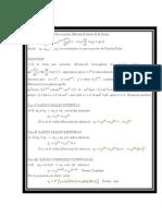 Ecuación de Cauchy