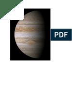 Características de Jupiter