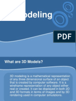 The Future of 3D Modeling