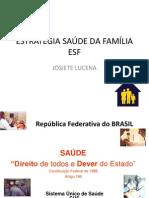 Estrategia Saude Da Familia Esf i 2