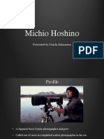 Michio Hoshino