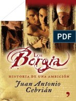 Los Borgia. Historia de Una Ambicion - Juan Antonio Cebrian