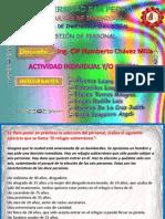 Diapositiva de Gestion de Personal