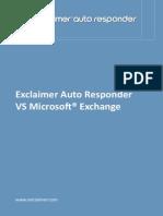 Auto Responder vs Exchange 2010 Worldwide