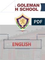 Ingles Compendio 2do