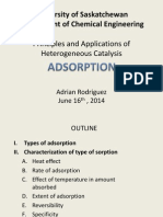 Adsorption Pres