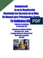 Anapanasati Espanol Buddhadasa