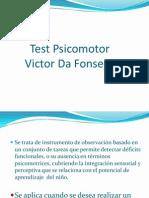 Test Victor Da Fonseca