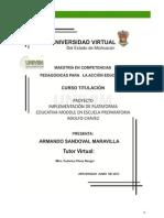 Proyecto Final Armando Sandoval