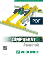 Crane Components for Standard Crane