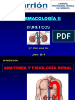 DIURETICOS Fundamentos