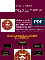 Benefit Presentation