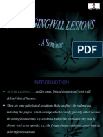 Acute Ging Lesions