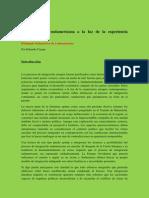 Consideraciones Sobre Los Procesos de Integración Regional