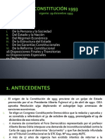 Constitución 1993