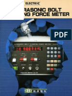 UltraSonic Stress Measurement M 8006_brochure