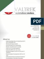 Valtrek Sales Presentation