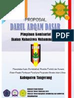 Proposal DAD 2014