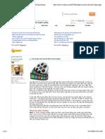 Cách tạo đĩa DVD chuyên nghiệp
