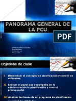 Panorama General de La Pcu
